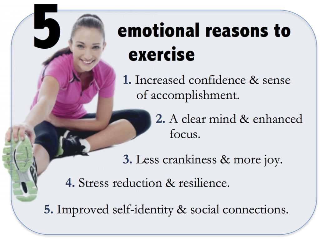 Benefits to Excercise